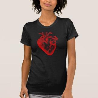 Le T-shirt des femmes anatomiques surdimensionnées