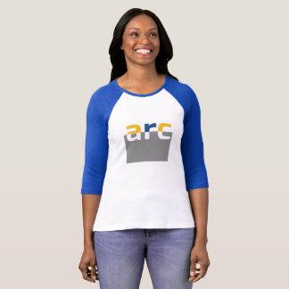 Le T-shirt des femmes d'ARC d'UCSC