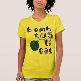 Le T-shirt des femmes de Bombtastical