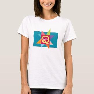 Le T-shirt des femmes de GenQ