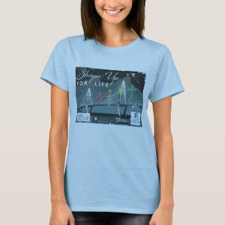 Le T-shirt des femmes de HCC pour l'équipe Lucey