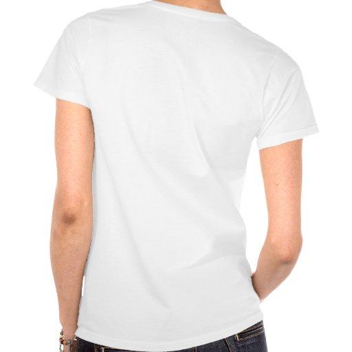 Le T-shirt des femmes de la République Dominicaine