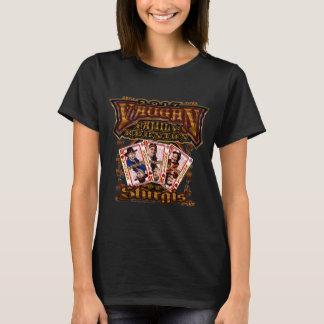 Le T-shirt des femmes de la Réunion de Vaughn de