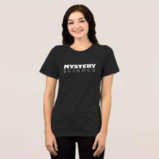 Le T-shirt des femmes de la Science de mystère