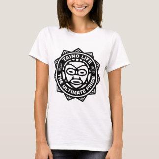 Le T-shirt des femmes de la vie de Taino