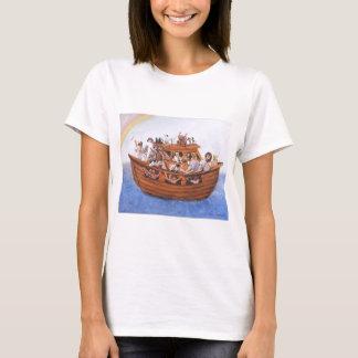 Le T-shirt des femmes de l'arche de Noé