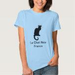 Le T-shirt des femmes de Le Chat Noir France