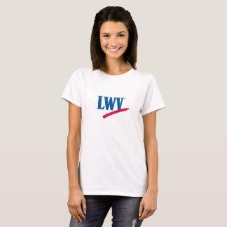 Le T-shirt des femmes de LWV