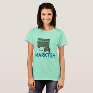 Le T-shirt des femmes de MarkTGH
