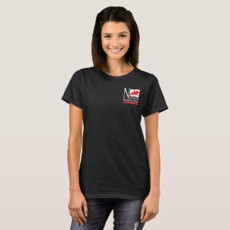 Le T-shirt des femmes de NEIHC