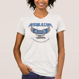 """Le T-shirt des femmes de """"ordinateur de vol"""""""