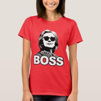 """Le T-shirt des femmes de """"patron"""" de Hillary"""