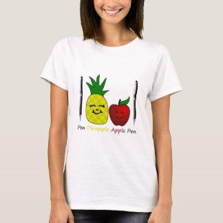 Le T-shirt des femmes de PPAP