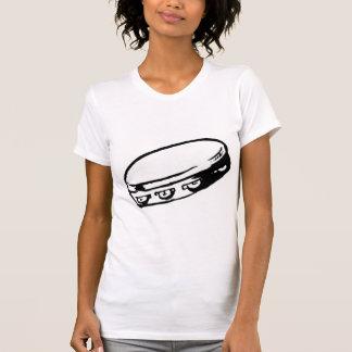 Le T-shirt des femmes de tambour de basque