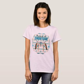 Le T-shirt des femmes de Thunderbird de Choctaw