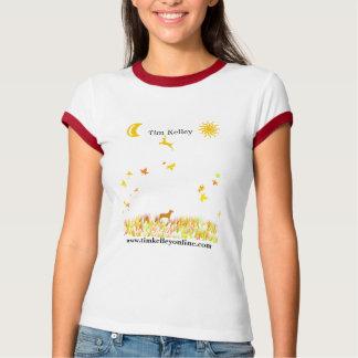 Le T-shirt des femmes de Tim Kelley