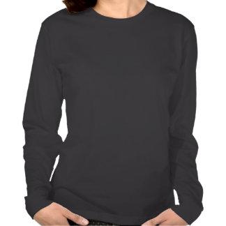 Le T-shirt des femmes de vacances d'araignée de