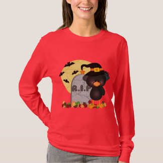 Le T-shirt des femmes de vacances de pierre