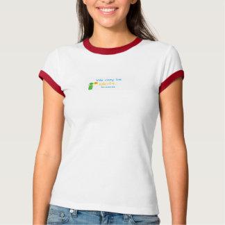Le T-shirt des femmes de WFI
