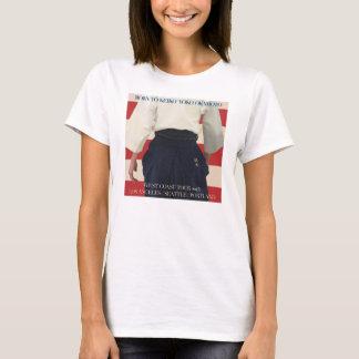 Le T-shirt des femmes de Yoko Okamoto