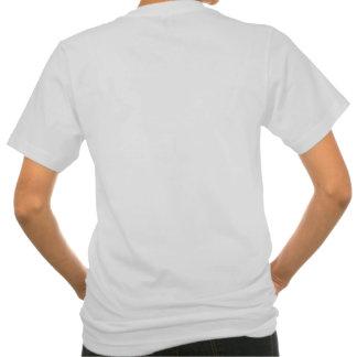 Le T-shirt des femmes d'étoile