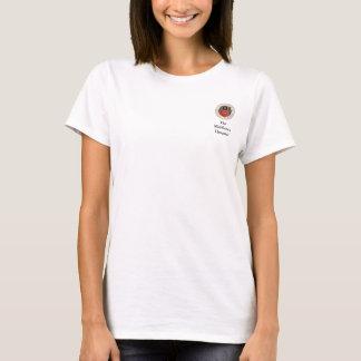 Le T-shirt des femmes d'hôpital de Middlesex
