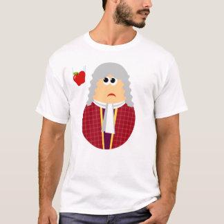 Le T-shirt des femmes drôles d'Isaac Newton