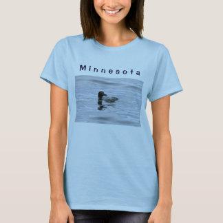 Le T-shirt des femmes du Minnesota