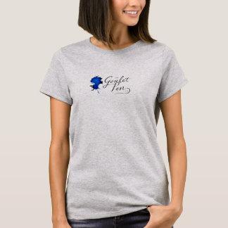 Le T-shirt des femmes du stylo Co de Goulet