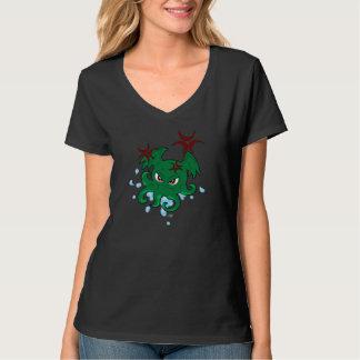 Le T-shirt des femmes fâchées de Cthulhu
