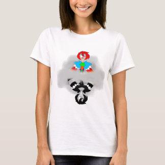 Le T-shirt des femmes riantes de Jack
