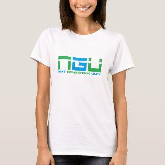 Le T-shirt des femmes - unité de prochaine