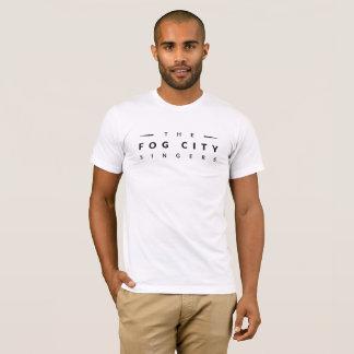 Le T-shirt des hommes (blanc)