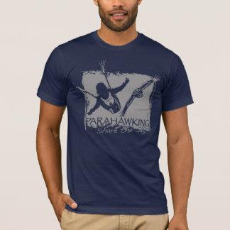 Le T-shirt des hommes - bleu