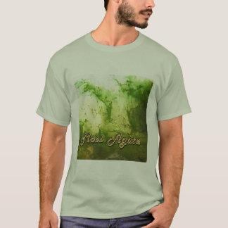 Le T-shirt des hommes d'agate de mousse # 2