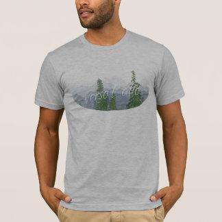 """Le T-shirt des hommes """"d'alto de l de verso"""""""