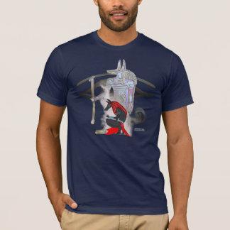 Le T-shirt des hommes d'Anubis Whisps