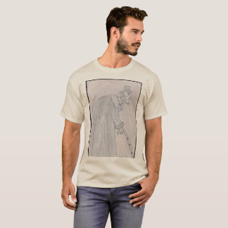 Le T-shirt des hommes de bonne qualité