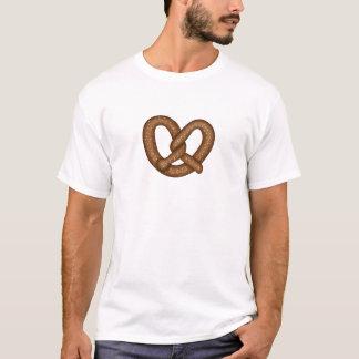 Le T-shirt des hommes de bretzel