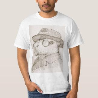 Le T-shirt des hommes de campagne de prince
