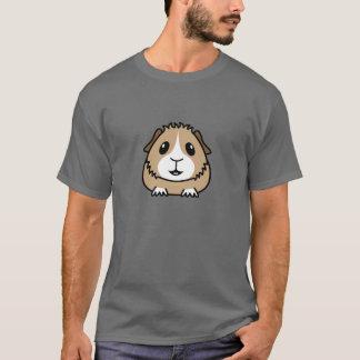 Le T-shirt des hommes de cobaye de bande dessinée