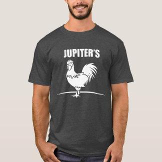 Le T-shirt des hommes de coq de Jupiters… (foncé)