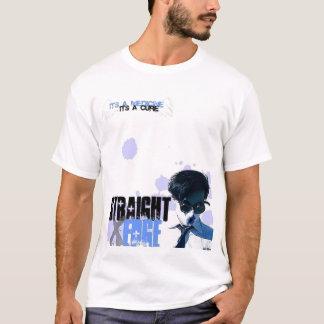 le T-shirt des hommes de DS de sXe