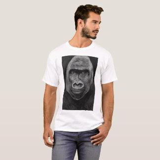 Le T-shirt des hommes de gorille