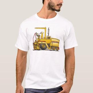 Le T-shirt des hommes de machine de pavage