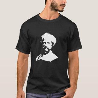 Le T-shirt des hommes de Mark Twain