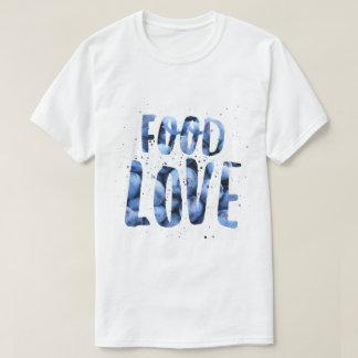 Le T-shirt des hommes de myrtille de FoodLove