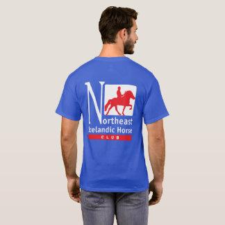 Le T-shirt des hommes de NEIHC