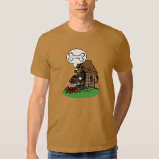 Le T-shirt des hommes de niche