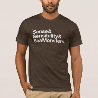 Le T-shirt des hommes de parodie de